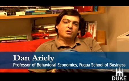 Dan Ariely erklärt sein Experiment
